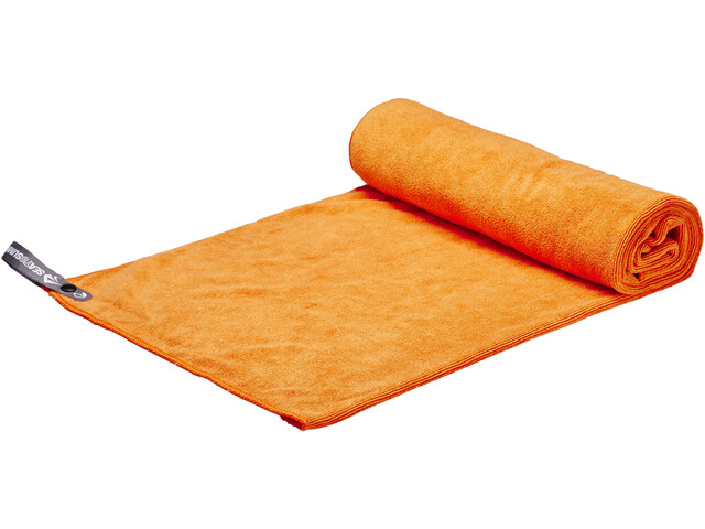 Sea to Summit Tek Handdoek L, orange